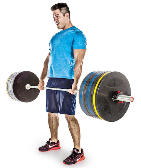 weight room essentials - weightlifting bars