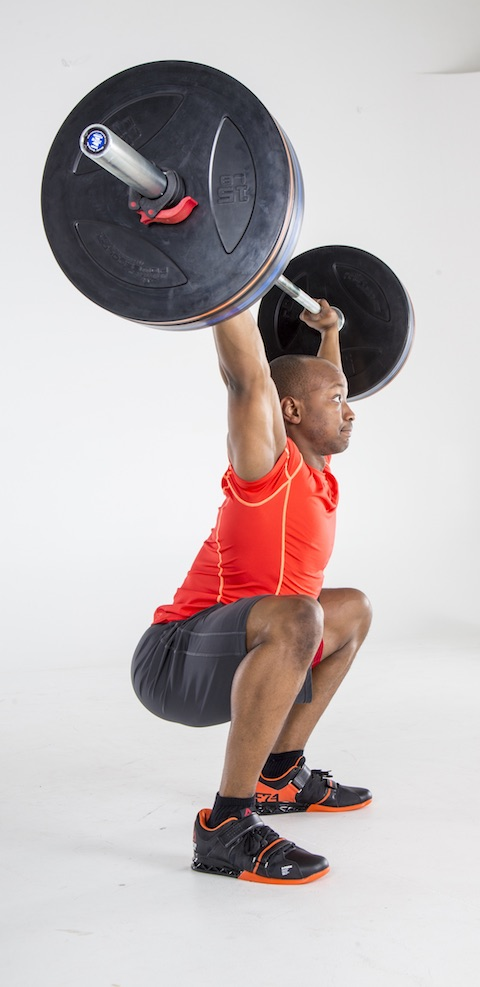 weight room essential - weightlifting bars