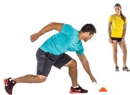 Cone Drills for Agility and Running Form | Gopher Performance Blog