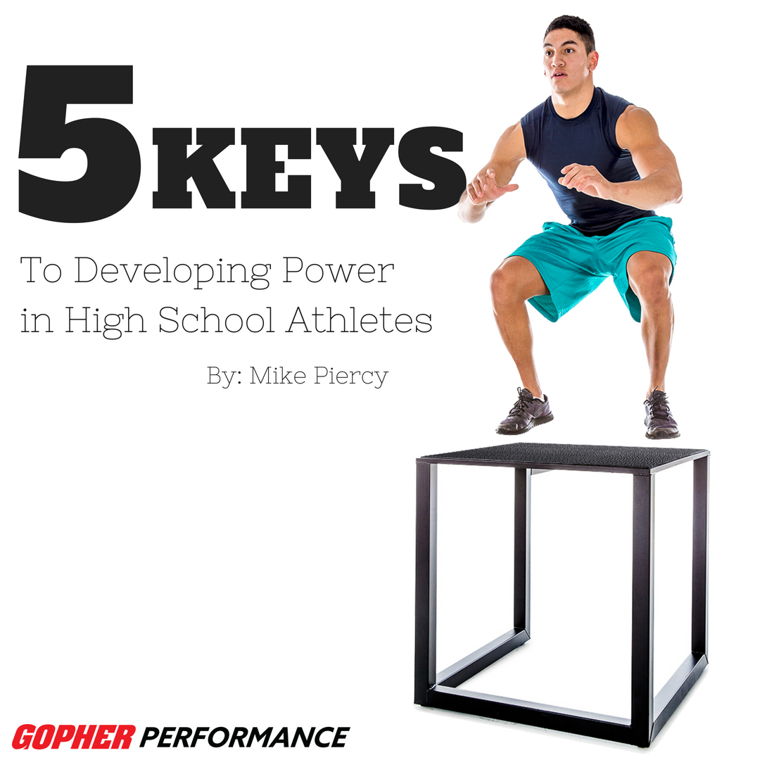 5 keys to power development