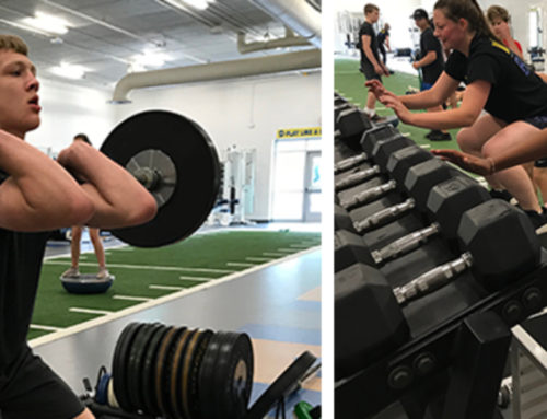 4 Expert Tips to Develop Power in your High School Weight Room