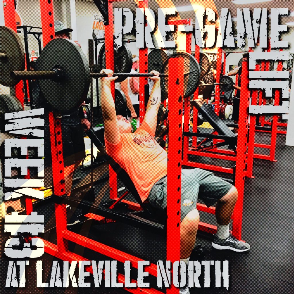 game-day lifting