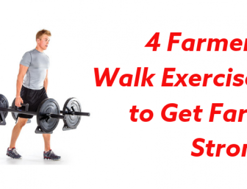 4 Farmer's Walk Exercises to Get Farm Strong