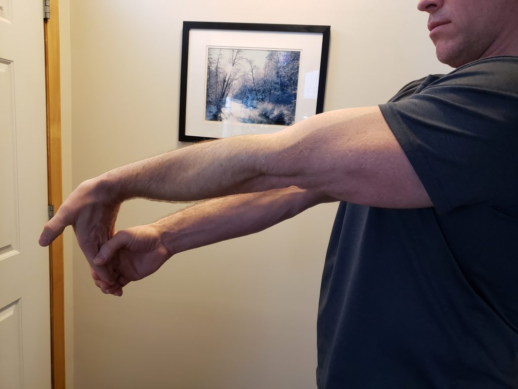 how to fix inner elbow pain