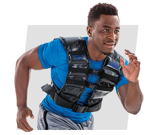 ReadyArmor Weight Vest - Athlete Friendly Fit