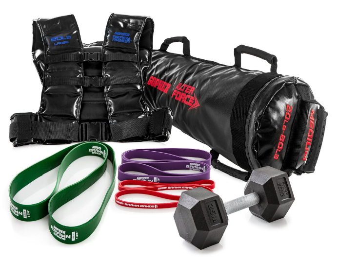 Gopher Performance Remote Packs for Remote Athletes
