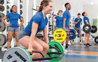 change weight rooms