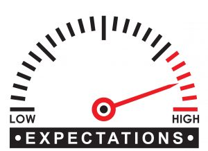 setting fitness expectations