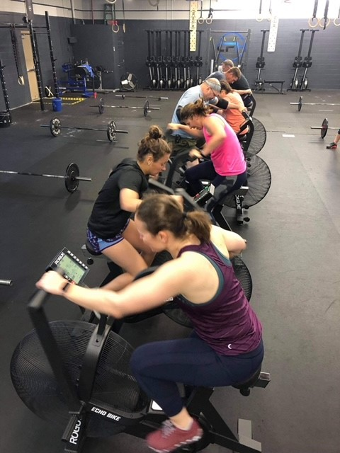 crossfit athletic performance - mental toughness